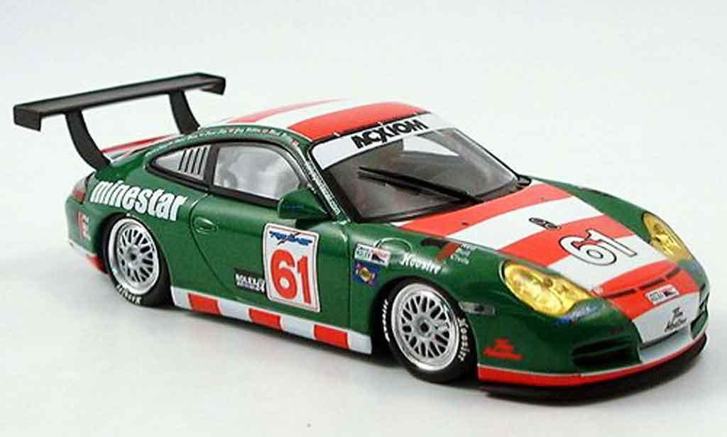 Porsche 996 GT3 1/43 Minichamps Cup Nearn Lacey Shep Wilkens Wilk Daytona 2005 diecast model cars