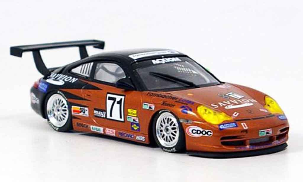 Porsche 996 GT3 Cup 1/43 Minichamps Henzler Farnbacher Price Ehret Daytona 2005 miniature