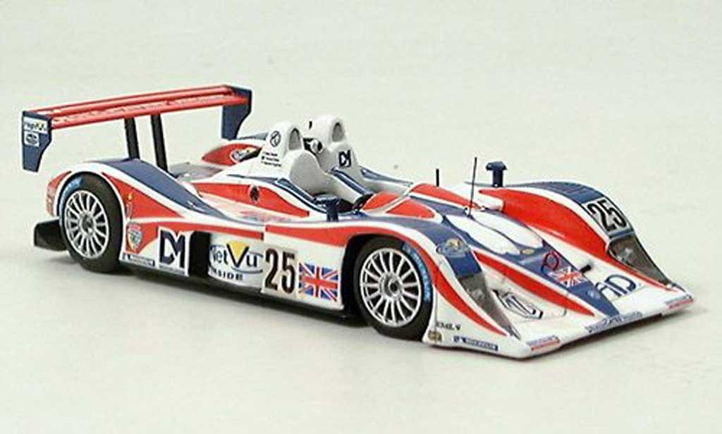 MG Lola 2005 1/43 Spark RML No. 25 Sieger LMP2