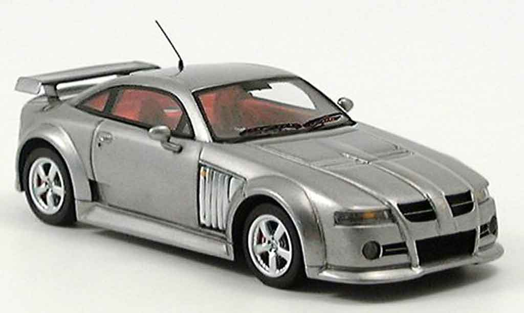MG X Power 1/43 Spark SVR anthrazit 2004 diecast model cars
