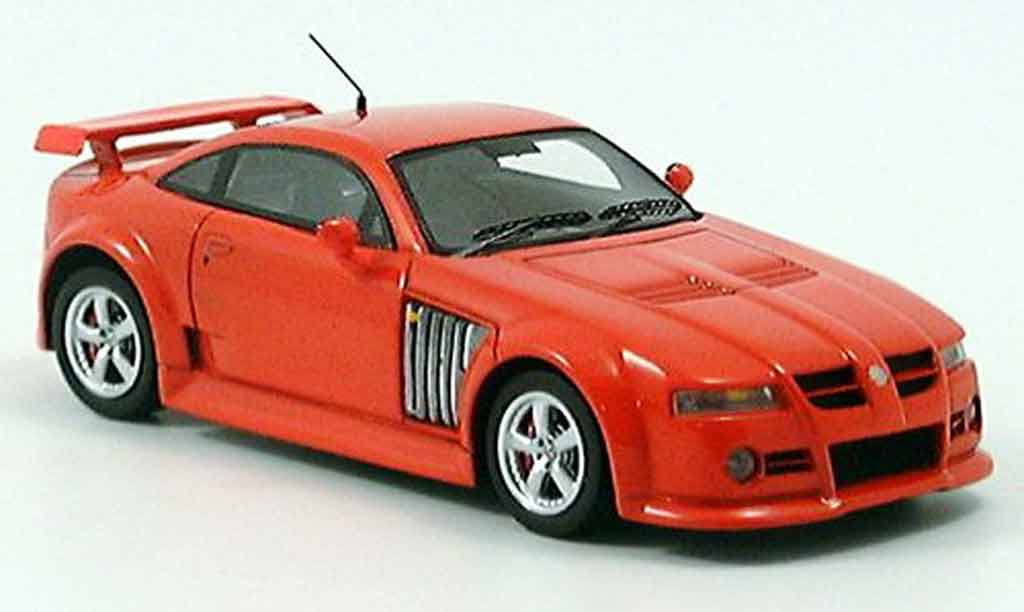 MG X Power 1/43 Spark red 2004 diecast model cars