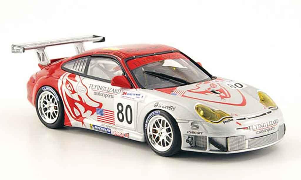 Porsche 996 GT3 RSR 1/43 Minichamps LM vOverbeck Pechnik Neimann 2005 miniature