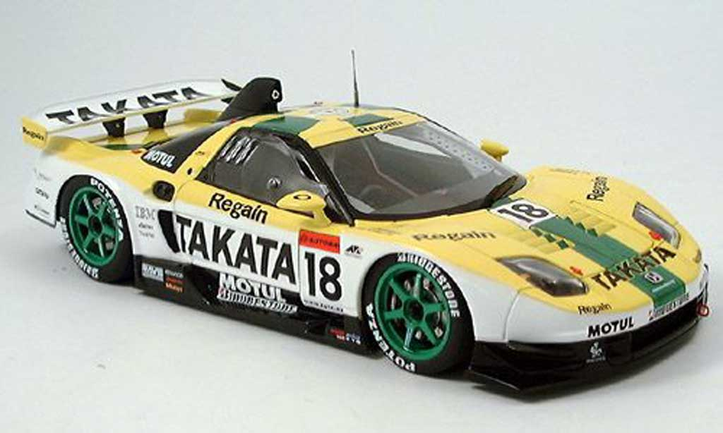 Honda NSX JGTC 1/18 Autoart takata dom no.18 2003 diecast