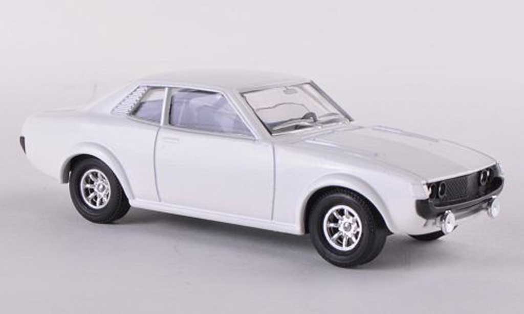 Toyota Celica 1/43 Solido white 1977 diecast model cars