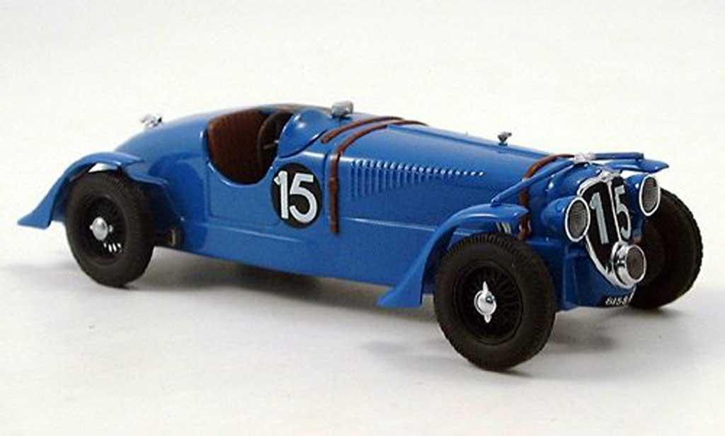Delahaye 135 1/43 IXO S No. 15 Sieger Le Mans 1938 Chaboud/Tremoulet miniature