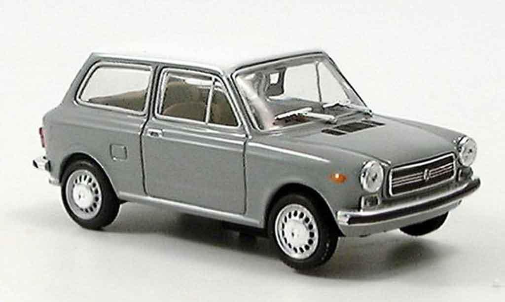 Autobianchi A112 1/43 Starline grise miniature