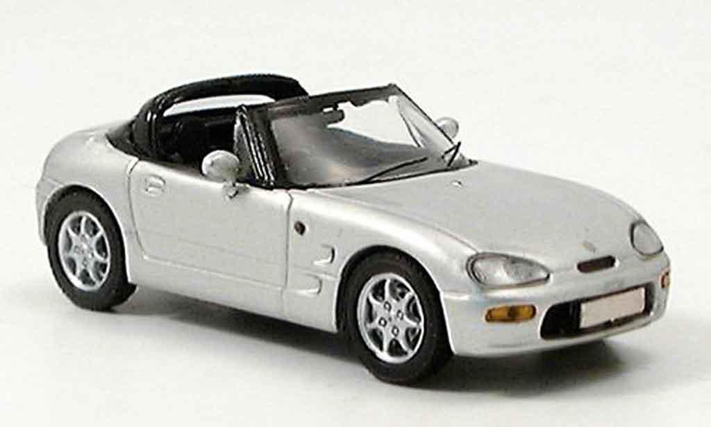 Suzuki Capuccino 1/43 Spark halboffen miniature