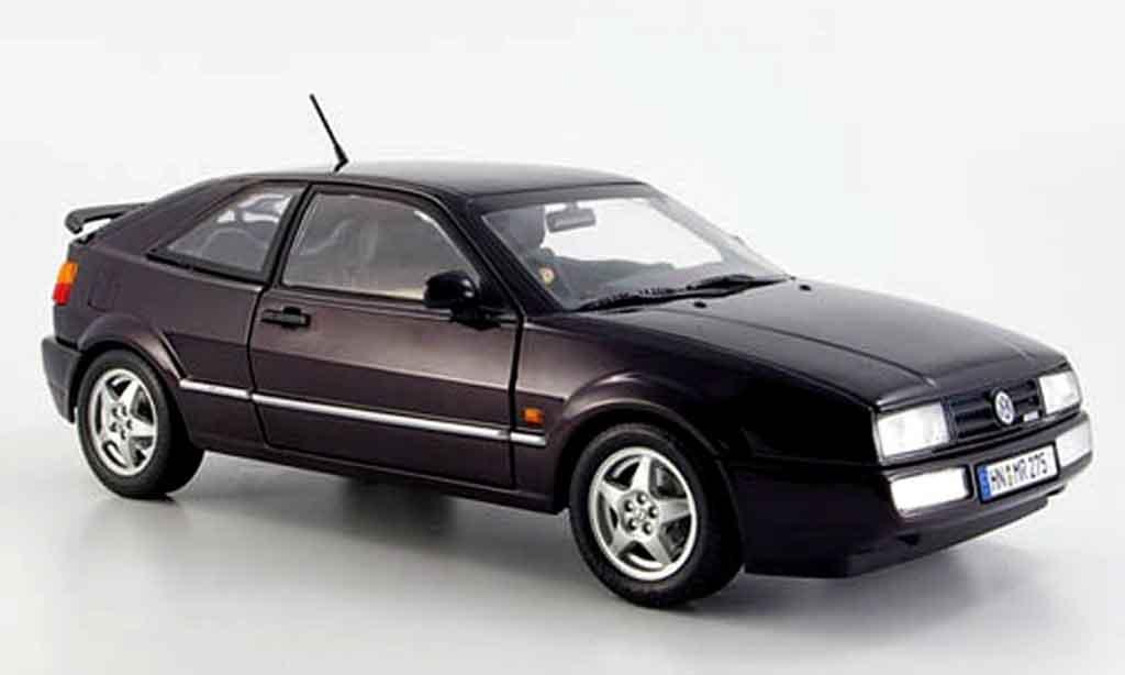 Volkswagen Corrado VR6 1/18 Revell lila 1993 diecast
