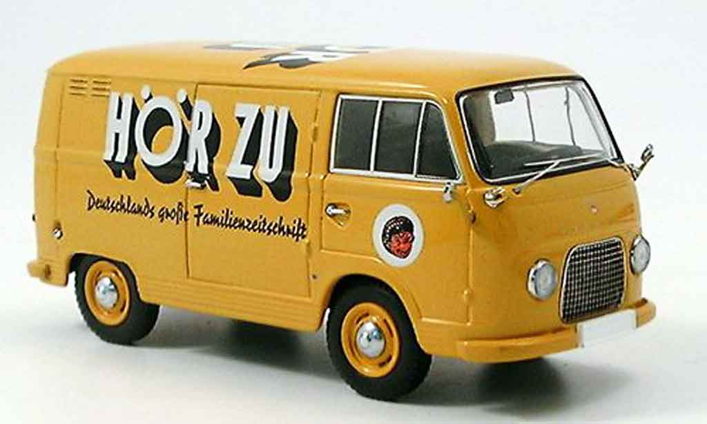 Ford Taunus 1/43 Schuco FK 1000 Horzu miniature