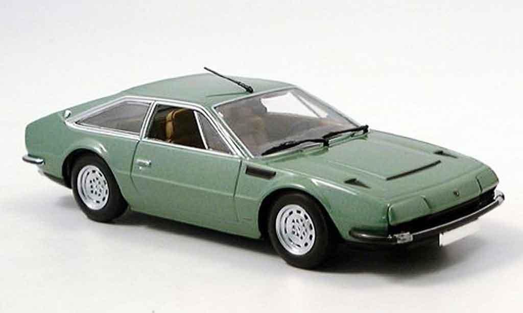 Lamborghini Jarama 1/43 Minichamps green 1974 diecast