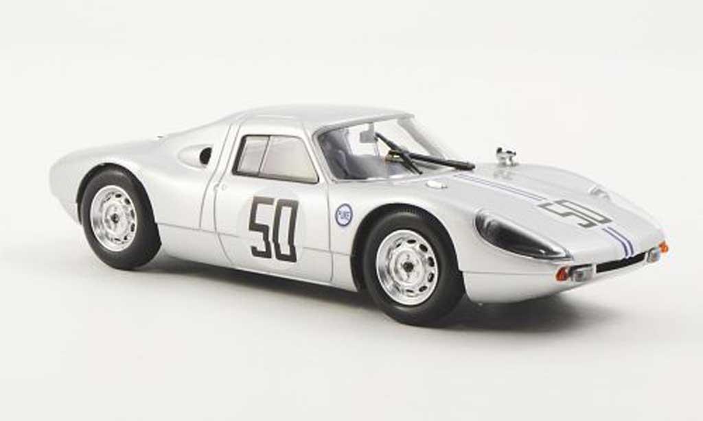 Porsche 904 1964 1/43 Minichamps GTS No.50 Team cassel Cassel/Pabst Challange Cup Daytona miniature