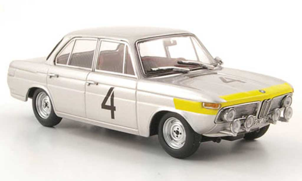 Bmw 1800 1/43 Minichamps Ti No.4 Sieger 24h Spa-Francorchamps 1965 diecast model cars
