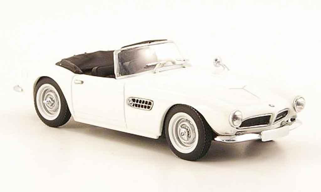 Bmw 507 1/43 Minichamps white 1956 diecast