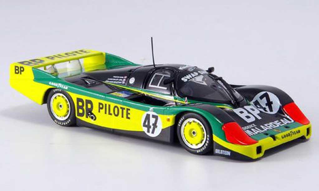 Porsche 956 1983 1/43 Minichamps L No.47 BP Schlesser-Henn-Ballot 24h Le Mans miniature