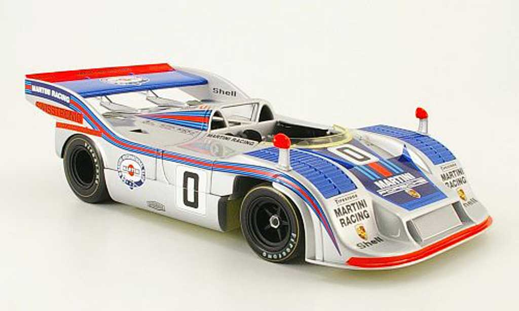 Porsche 917 1974 1/18 Minichamps 20 no.0 martini h.muller adac supersprint miniature