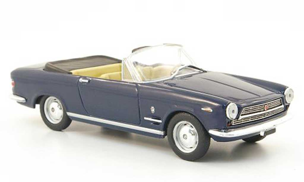 Fiat 2300 1/43 Starline S Cabriolet bleu diecast