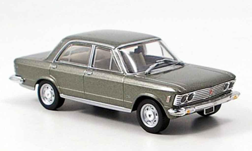 Fiat 130 1/43 Starline Limousine gray diecast