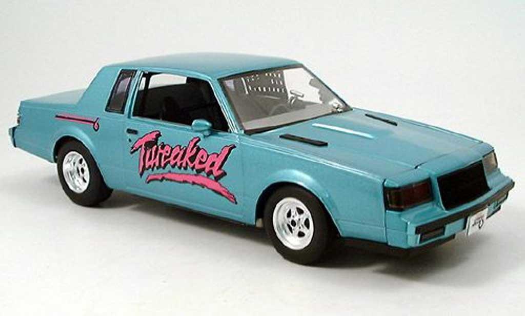 Buick T-Type 1/18 GMP drag car tweaked georgia marketing race car 1983 miniature