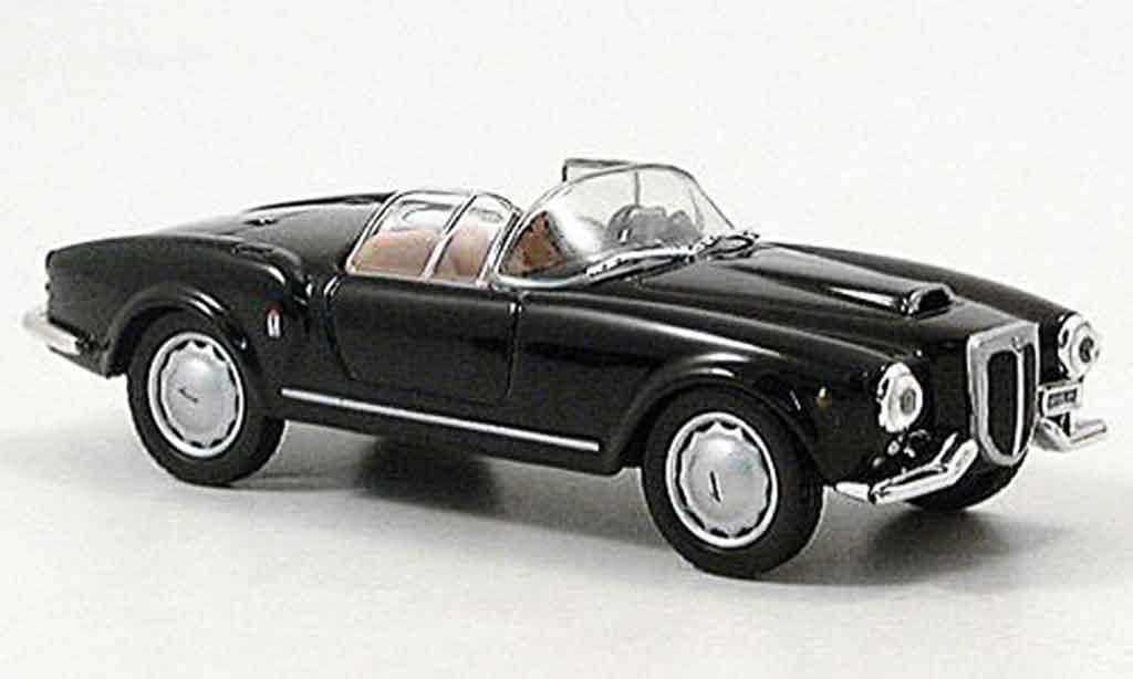 Lancia Aurelia B24 1/43 DeAgostini cabriolet noire 1954