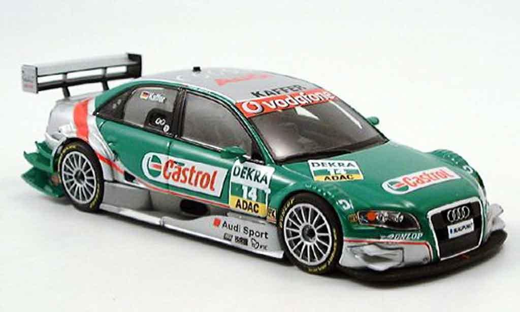 Audi A4 DTM 1/43 Minichamps P.Kaffer Team Sport Phoenix 2005 diecast