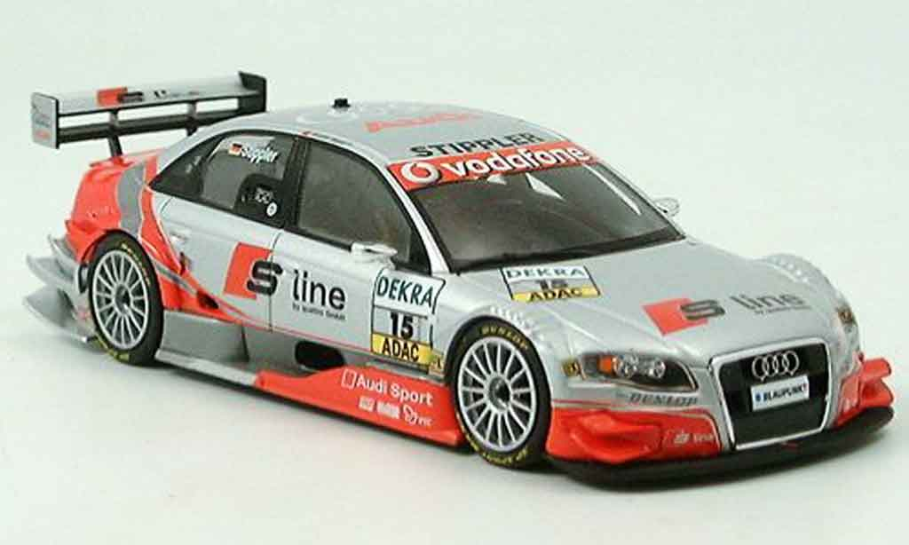 Audi A4 DTM 1/43 Minichamps F.Stippler Sport Team Rosberg 2006 miniature
