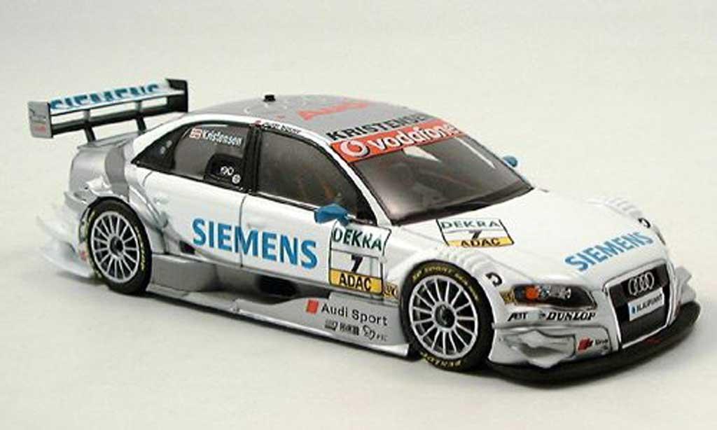 Audi A4 DTM 1/43 Minichamps T.Kristensen Sport Team Abt Sportsline 2006 diecast