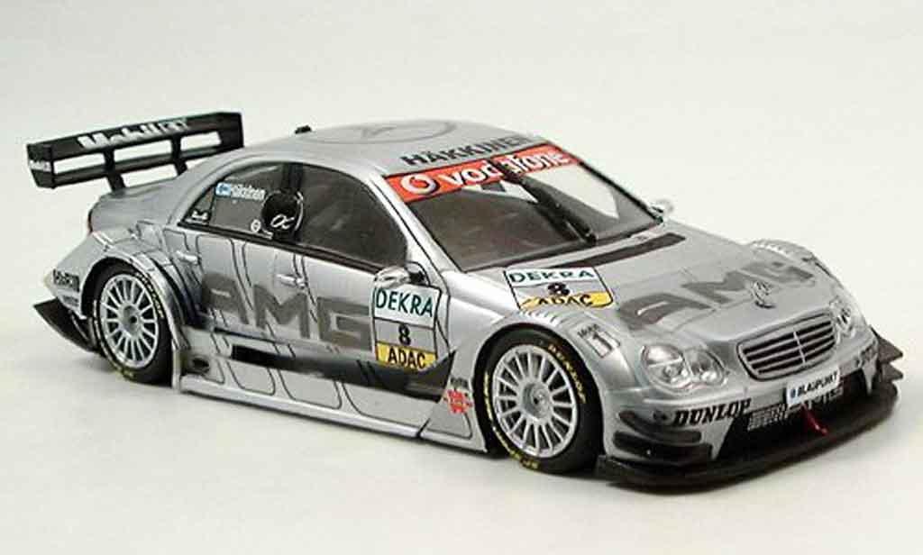 Mercedes Classe C 1/43 Minichamps DTM M.Hakkinen Team AMG 2006 miniature