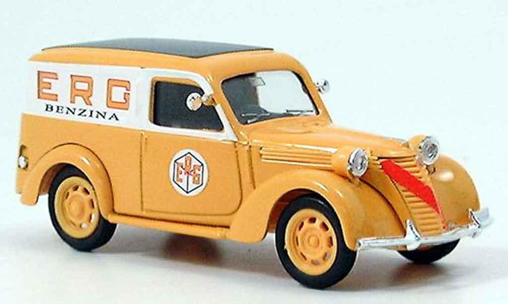 Fiat 1100 1/43 Brumm Lieferwagen ERG diecast model cars