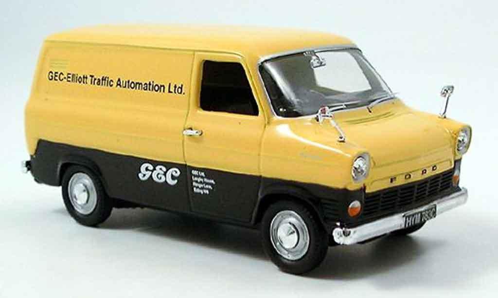 Ford Transit 1/43 Vanguards Van MK I Series I GEC miniature