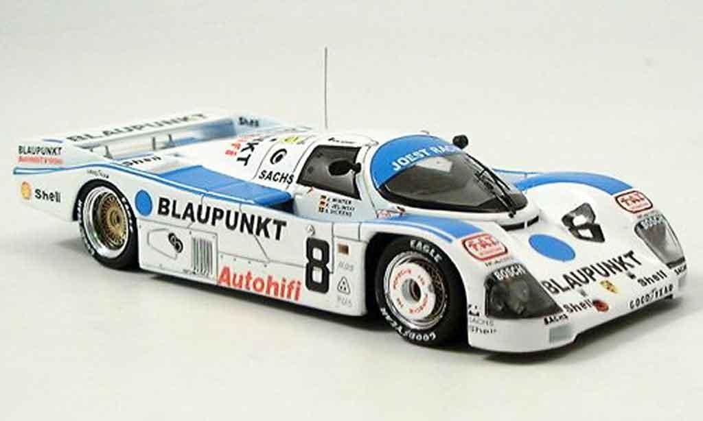 Porsche 962 1988 1/43 Spark No.8 dritter Le Mans miniature