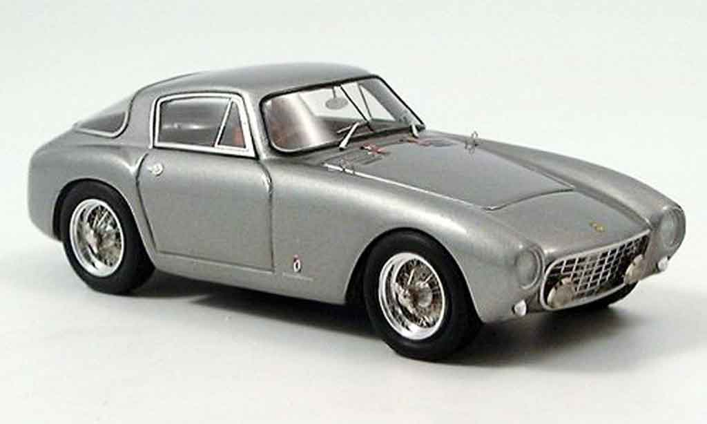 Ferrari 500 Mondial 1/43 Look Smart berlinetta grise miniature