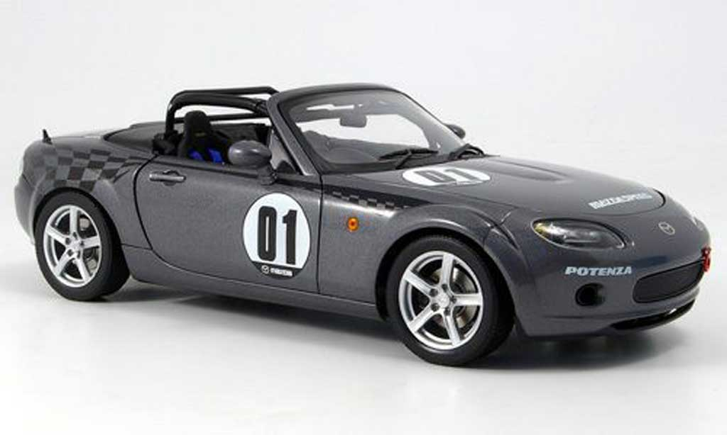 Mazda MX5 2006 1/18 Autoart roadster race car japan version