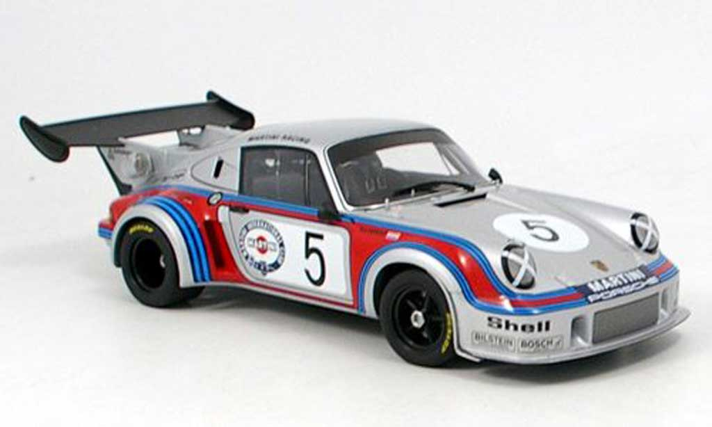 Porsche 930 Turbo 1/18 Autoart RSR carrera turbo 2.1 no.5 brands hatch 1974 miniature