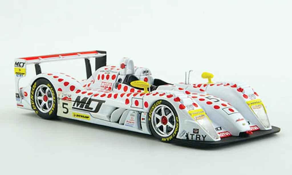 Dome S101 2005 1/43 Ebbro Mugen No.5 Gainer Le Mans diecast model cars