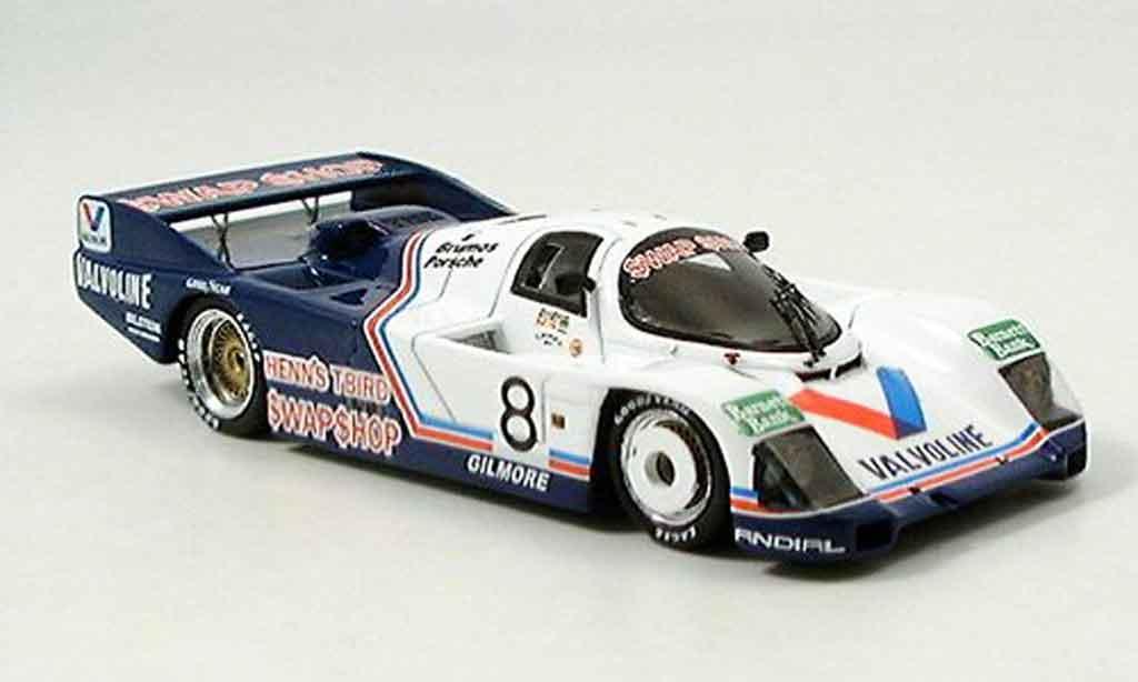 Porsche 962 1985 1/43 Spark No.8 Sieger 24h Daytona miniature