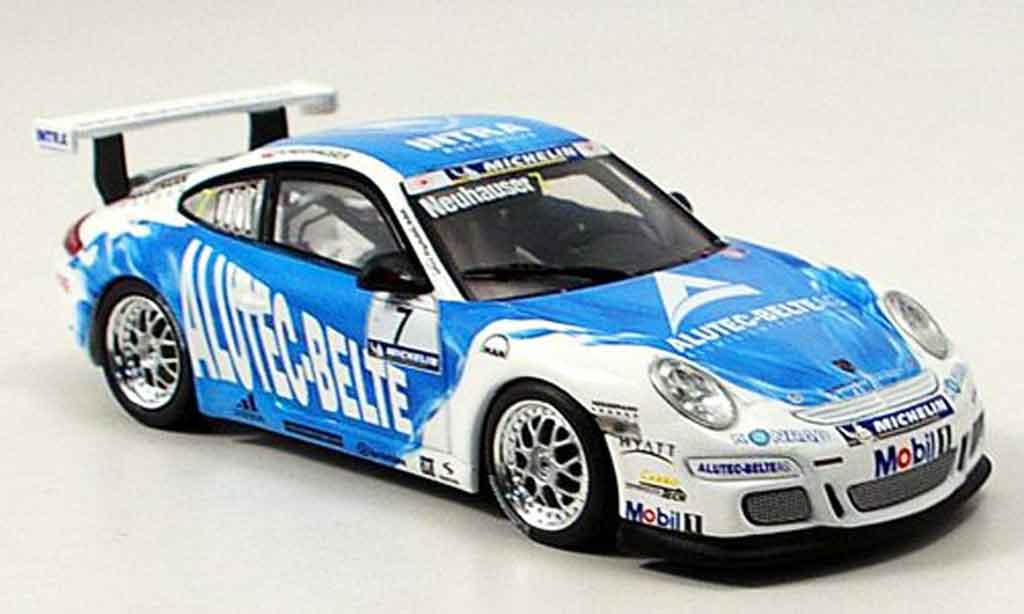 Porsche 997 GT3 1/43 Minichamps Konrad Motorsport diecast