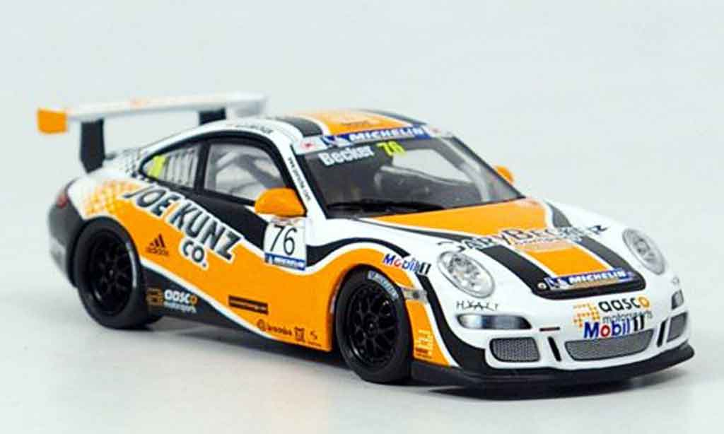 Porsche 997 GT3 1/43 Minichamps Aasco Motorsport diecast model cars
