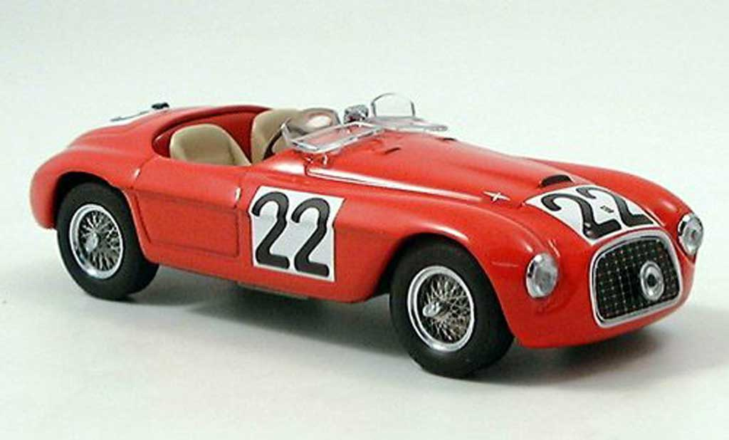 Ferrari 166 1949 1/43 IXO MM No.22 Sieger 24h Le Mans miniature