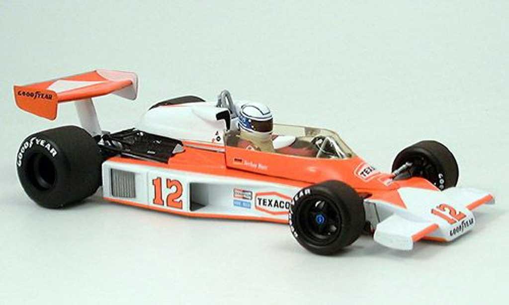 Ford F1 1976 1/18 Minichamps mclaren m 23 jochen mass miniature