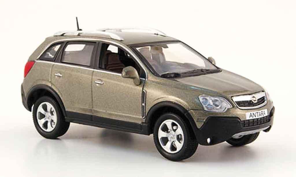 Opel Antara 1/43 Norev grise 2006 miniature