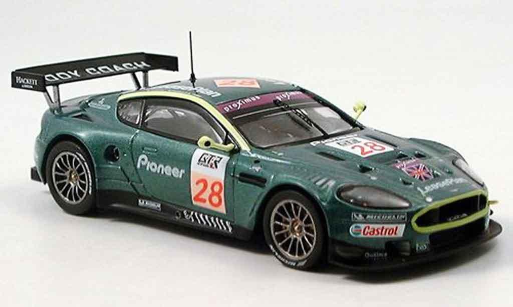 Aston Martin DBR9 1/43 IXO no.28 brabham turner sarrazin spa 2005 diecast