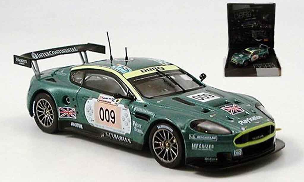 Aston Martin DBR9 1/43 IXO no.9 lm lamy ortelli sarrazin 2006 miniature