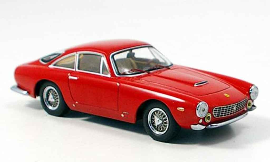 Ferrari 250 GT 1962 1/43 IXO berlinetta lusso rouge miniature