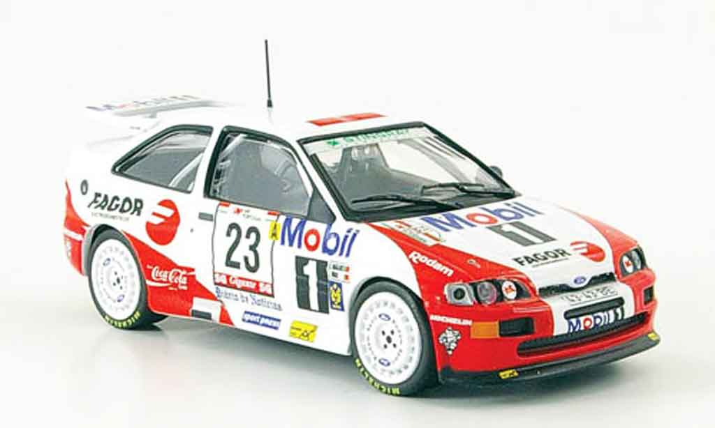 Ford Escort Cosworth 1/43 IXO  No.23 Rally Portugal 1994 modellautos