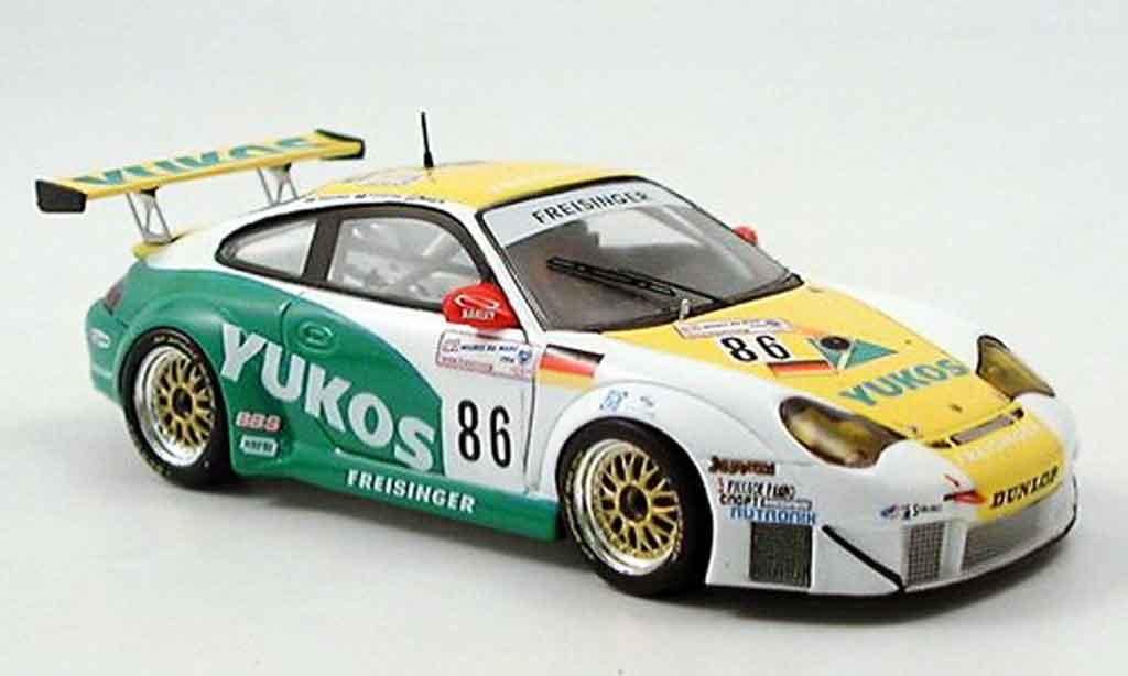 Porsche 996 GT3 RSR 1/43 Spark No.86 Le Mans 2004 diecast