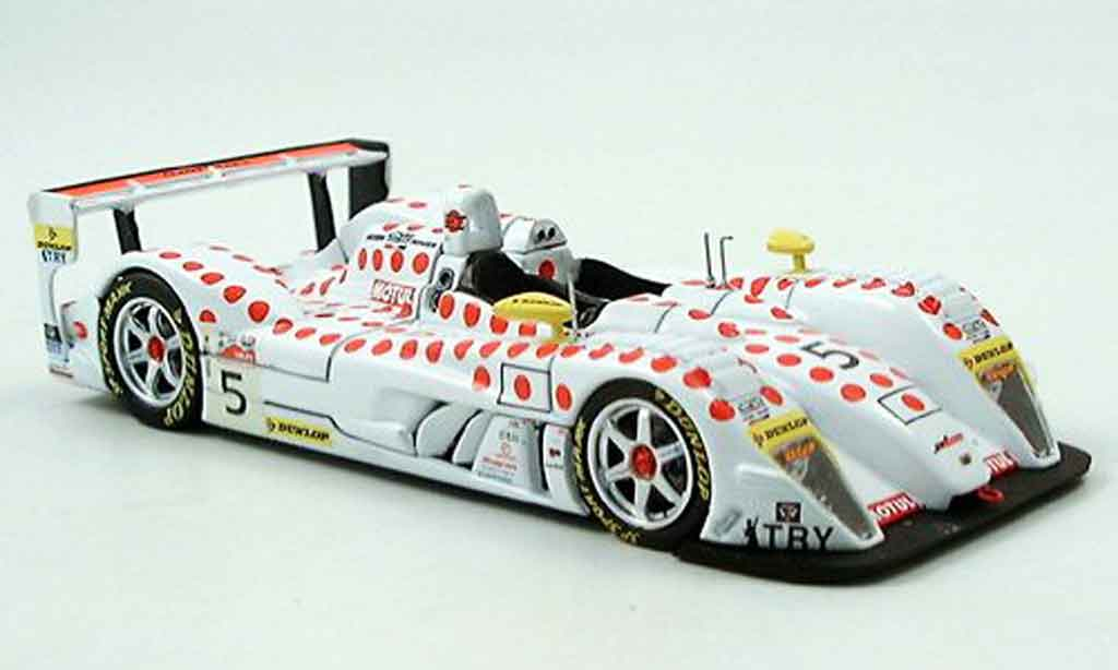 Dome S101 2005 1/43 Spark H Mugen No.5 24h Le Mans