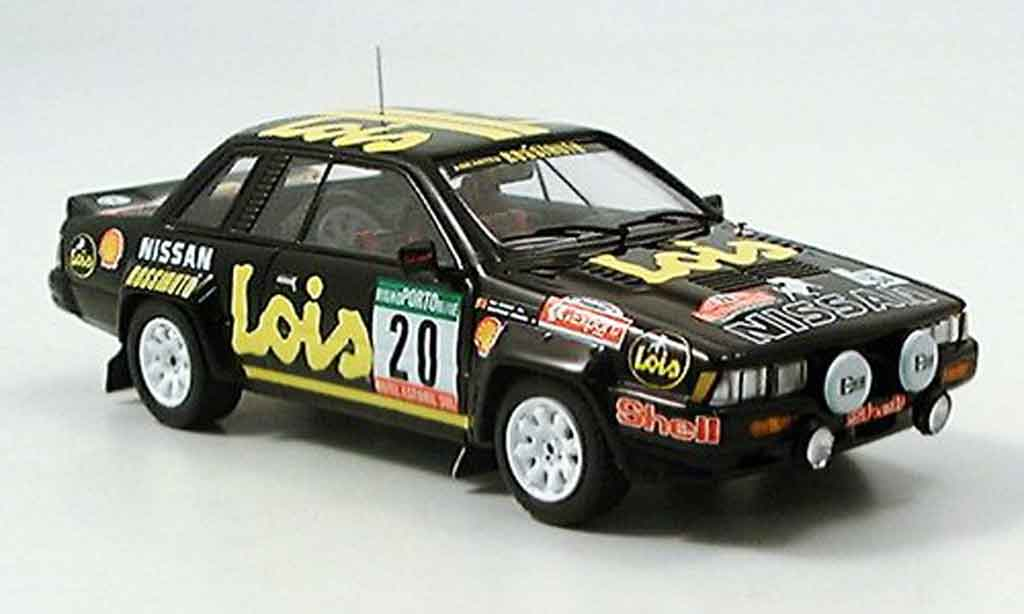 Nissan 240 RS 1/43 Bizarre No.20 Rally Portugal 1985 miniature