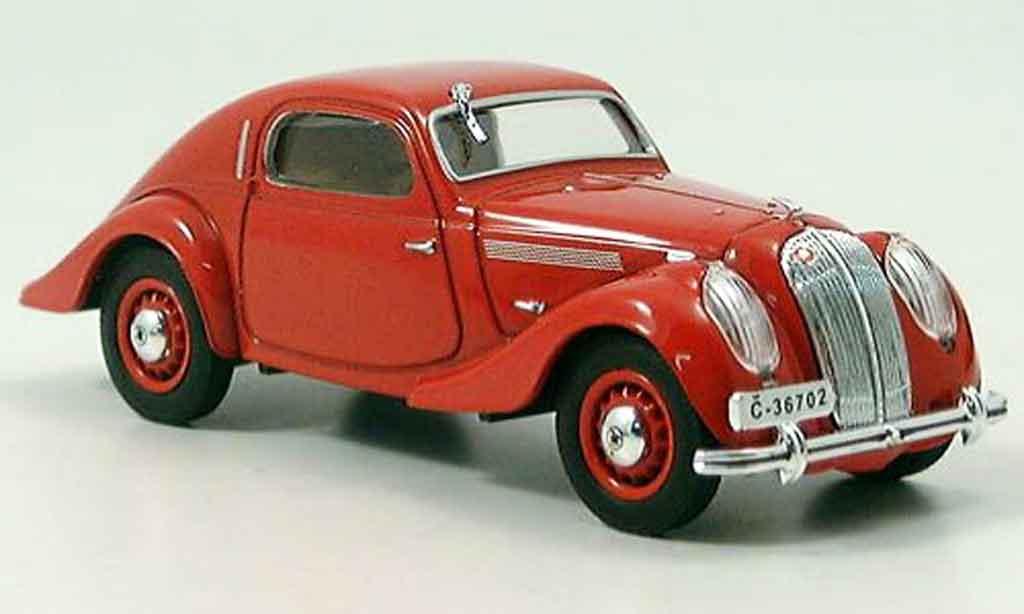 Skoda Popular Sport 1/43 Abrex Popular sport monte carlo rouge 1935 miniature