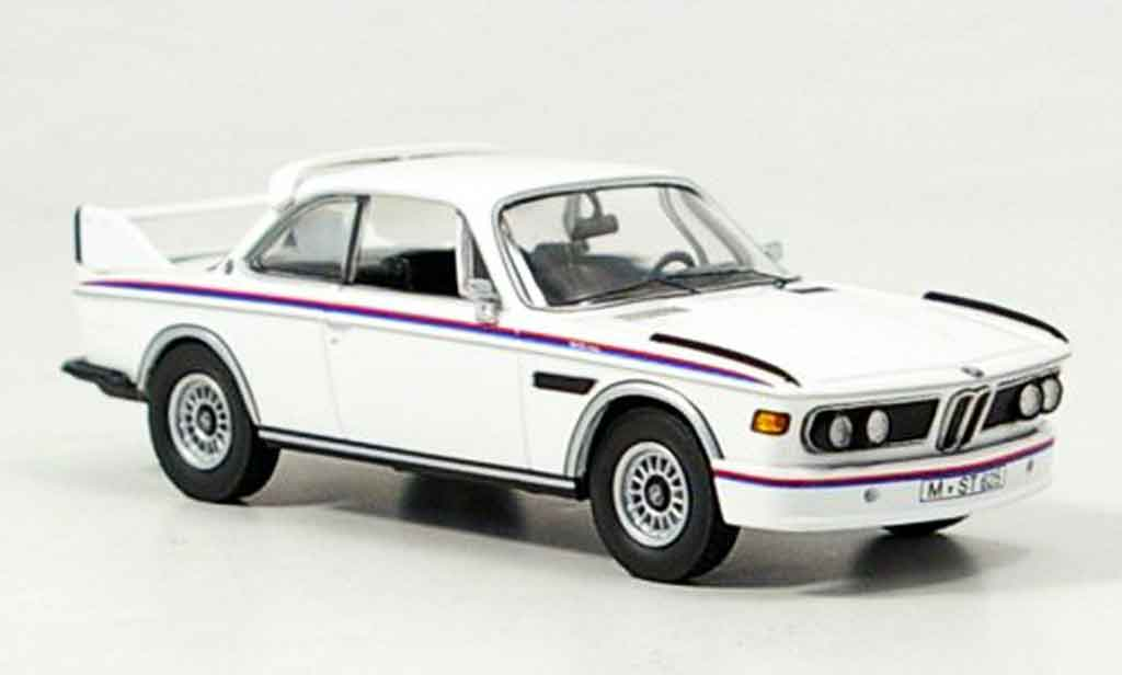Bmw 3.0 CSi 1/43 Schuco Rennversion miniatura