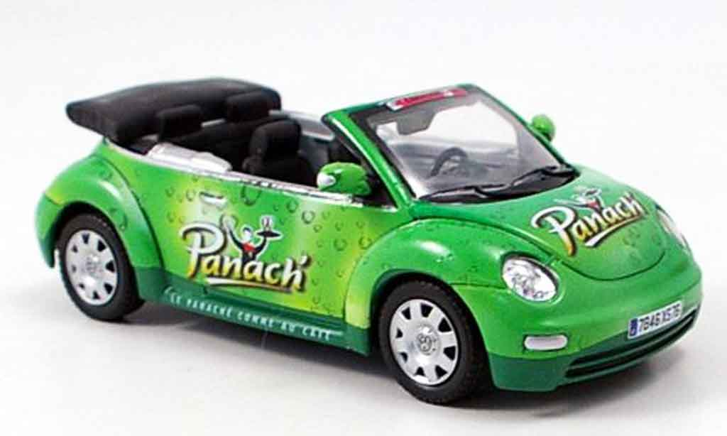 Volkswagen New Beetle 1/43 Norev panach tour de france 2006 miniature
